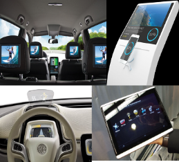 In Car Connectivity & (IoT) Internet Of Things.
