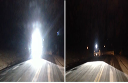Smart Headlights for Glare Reduction