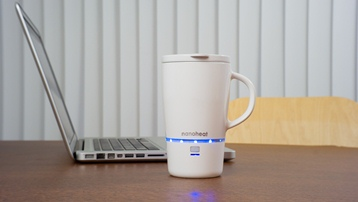 Wireless Temperature Control Hot Beverage Mug (145F – 165F)