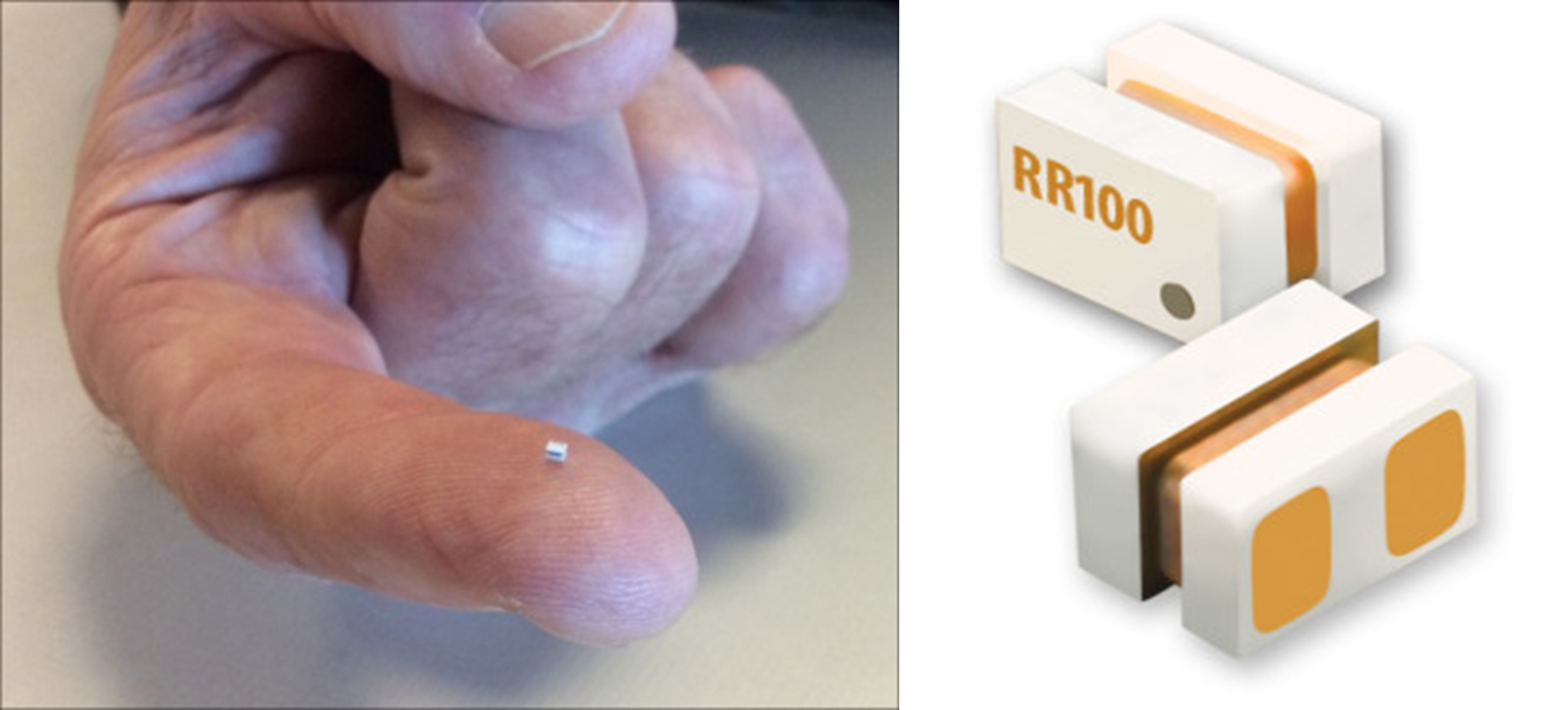 Smallest MEMS-Based Magnetic Reed Sensor