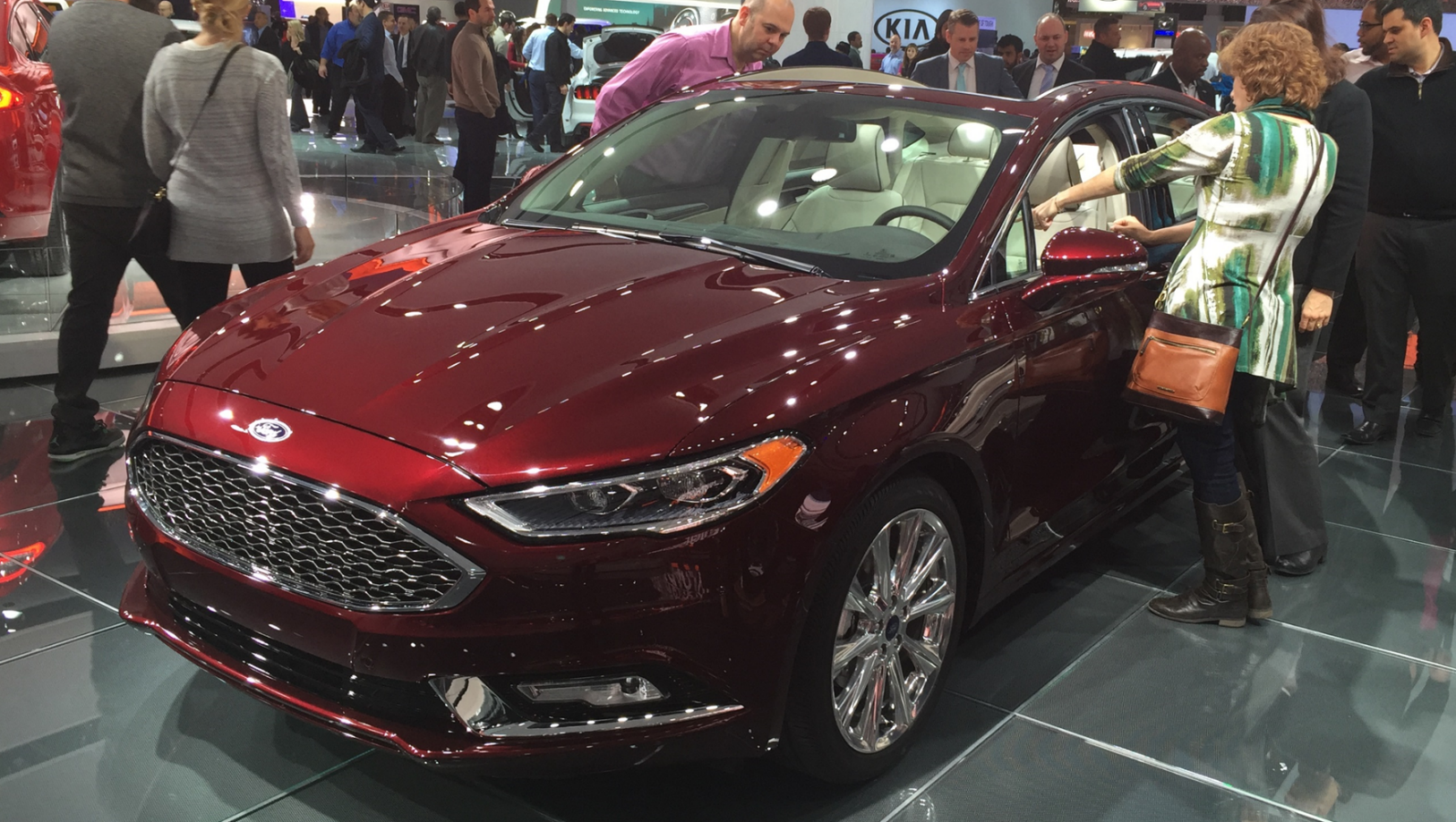 2016 Auto Show As It Impacts HMI Devices