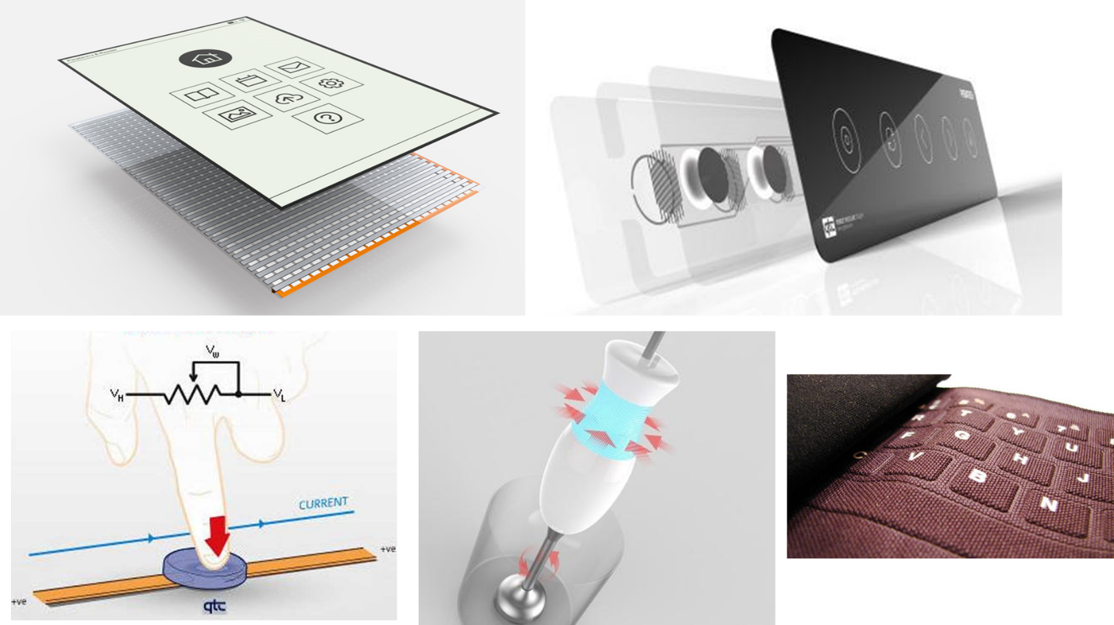 Design Hmi Flexible Hybrid Electronics Telephone Circuit Hands Over Tech Peratech Can Print A Smart Button On Any Surface Of Materials Including Laminated Wood Said Stark That I Think Is The Dream Every Industrial