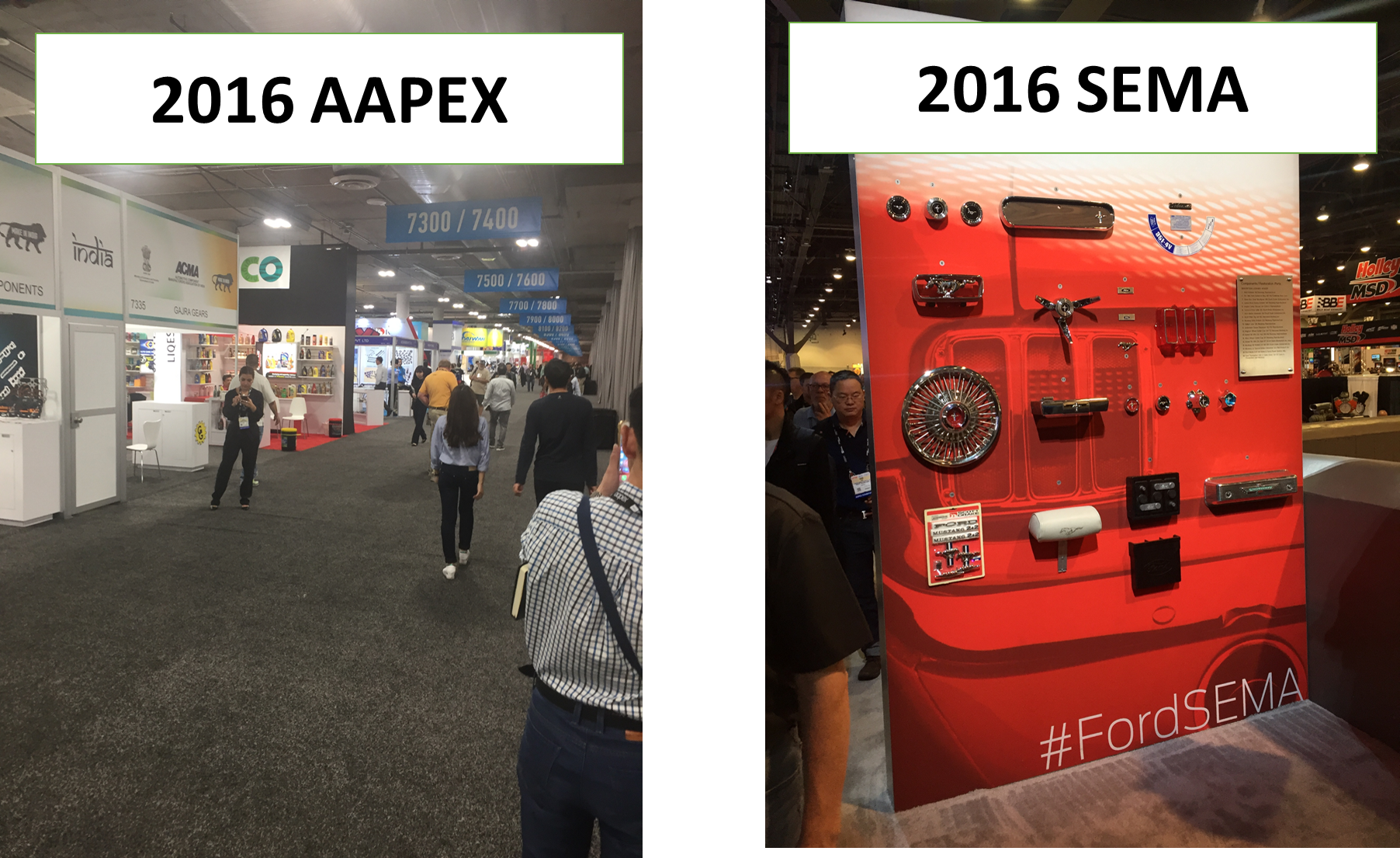 2016 SEMA and AAPEX Show