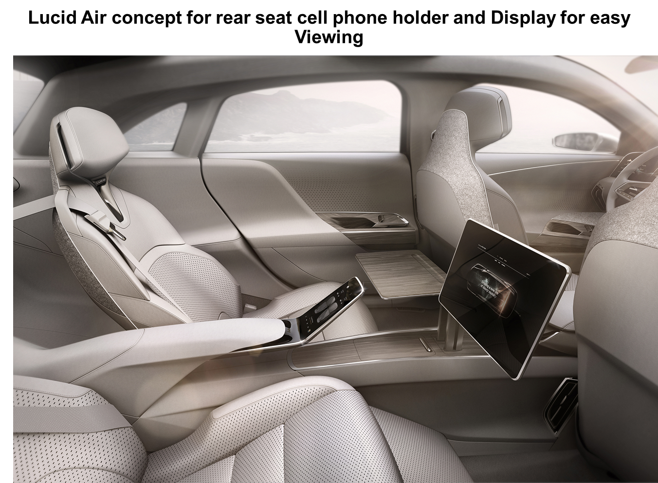 Innovation in Automotive Interiors for 2020 MY Integration