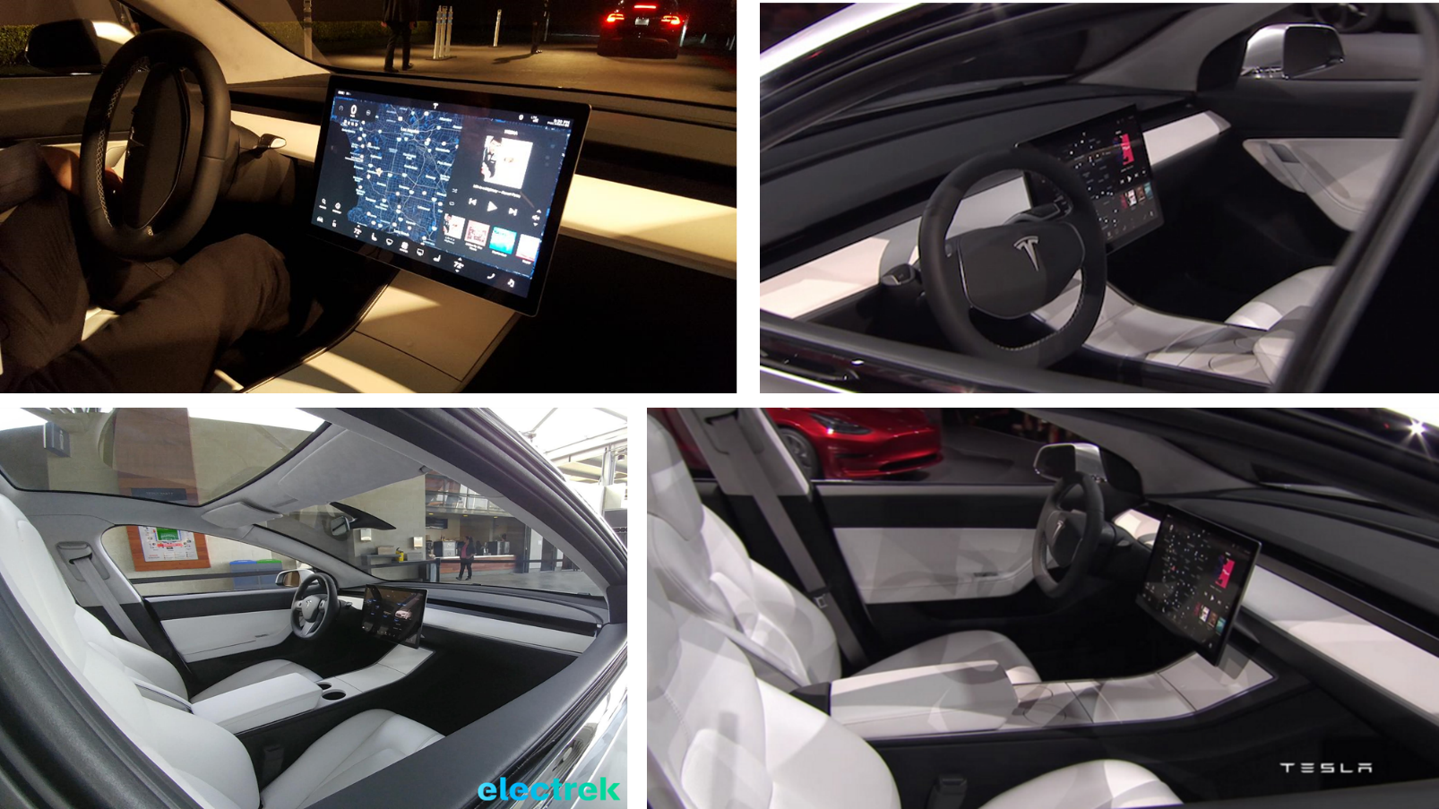 Tesla Model 3 Subjective Analysis