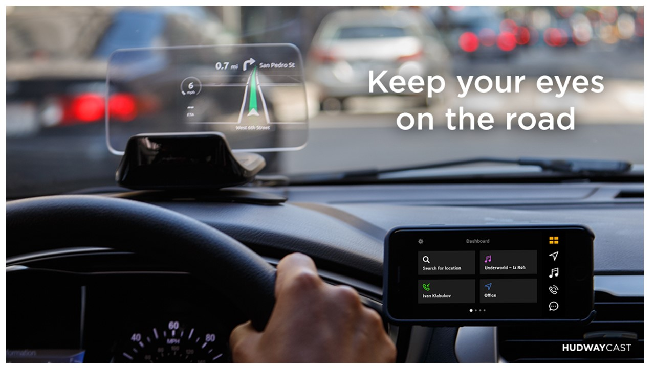 HUDWAY Heads Up Display