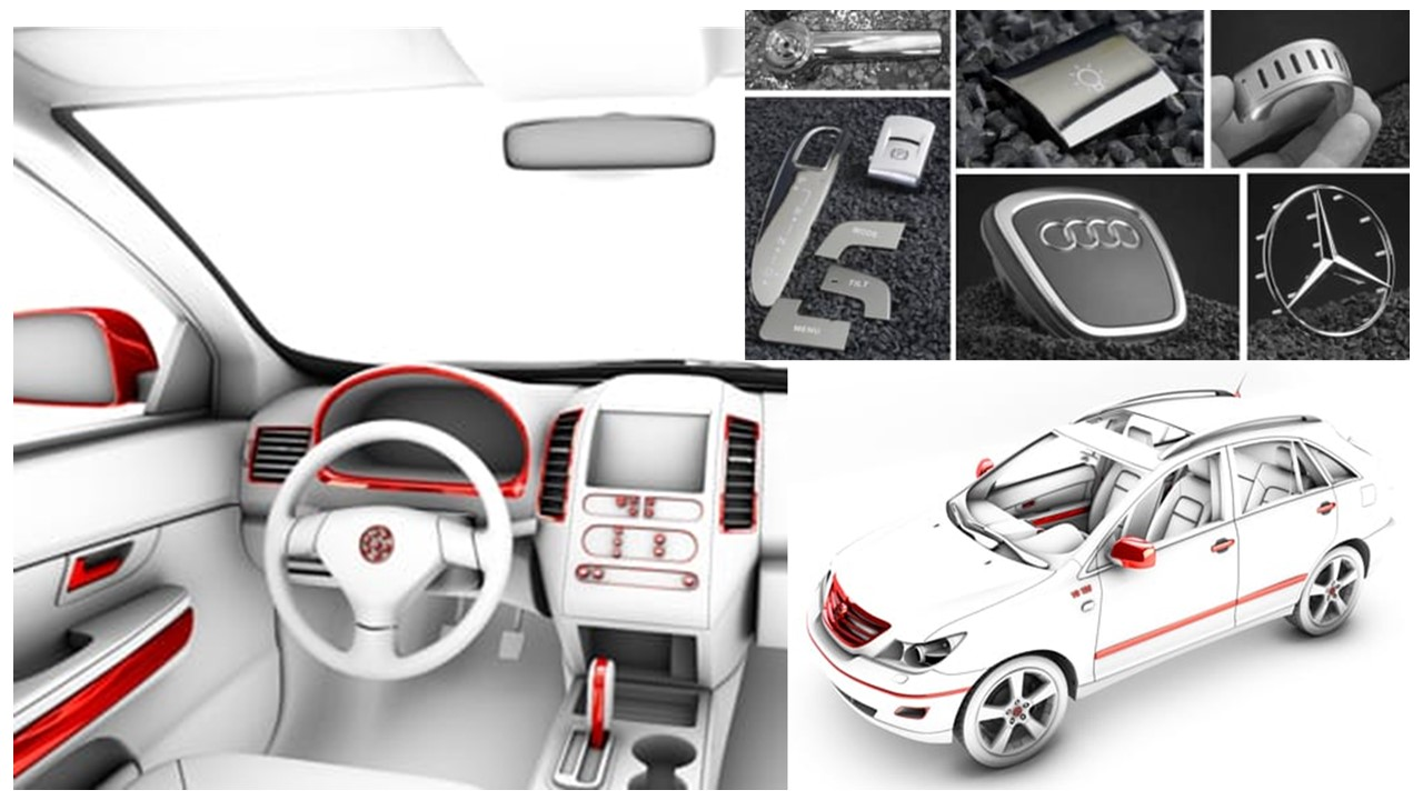 Oerlikon ePD for Automotive Interiors